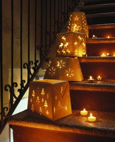 Normalmente estamos acostumbradas a utilizar las lucecitas de Navidad para decorar el árbol pero... ¿has pensado la de infinitas posibilidades que nos ofrecen? Puedes utilizarlas durante todo el año, en toda la casa y además, aportarán un clima más acogedor que gustará a toda la familia. #deco #ideas #casa  #navidad #ideas #inspiracion #christmas