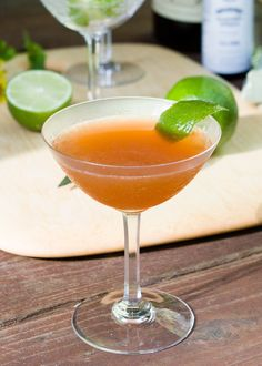 The Fig Leaf Cocktail 1 ounces sweet vermouth, such as Carpano Antica Formula 1 ounce light rum ounce lime juice 2 dashes Angostura bitters Garnish with a lime peel Rum Cocktail Recipes, Cocktail Drinks, Drink Recipes, Cocktail Ideas, Craft Cocktails, Fig Recipes, Shot Recipes, Cocktail Glass, Alcohol Recipes