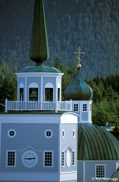 St. Michael's Cathedral, Sitka, Alaska