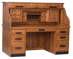 Home Office Mission Furniture....would so love to be able to build this monster!!
