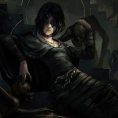 Dark Fantasy, Fantasy Art, Lady Maria, Dark Souls Art, Soul Art, Visual Development, Character Design Inspiration, Rogues, Art Projects