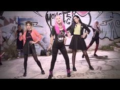Somos Monster High con Sweet California  Videoclip Oficial - YouTube