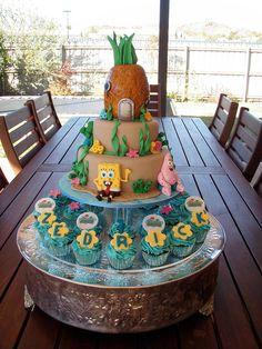 SpongeBob: Birthday Cake & Cupcakes