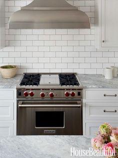 #Kitchen of the Month, June 2013. Design: Heidi Piron. Kitchen Stove.
