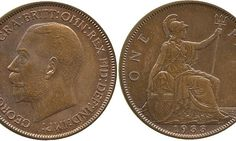 1933 penny sells for £72,000: Rarest British coin of the 20th century
