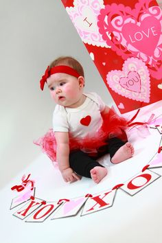 Baby Valentine Shoot