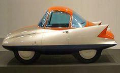 Baby 1955 Ghia Streamline-X Gilda Concept