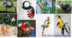 recycled tyres ideas