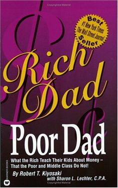 Rich Dad Poor Dad by Robert T Kiyosaki. This book is about learning how money works for you and not the other way around. Its a great book that sheds light on today's society.