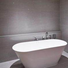 Light Grey Polished Tiles