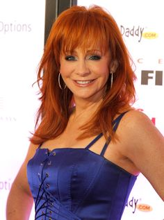 Reba Mcentire Hairstyles Rebamcentire2012Summertcatourday7N1Xpafqmufpl 429×594