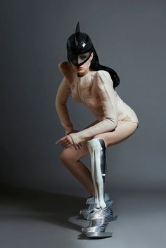 Viktoria Modesta fronts new Born Risky campaign for C4