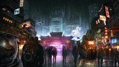 Shadowrun: Hong Kong by Harebrained Schemes LLC — Kickstarter