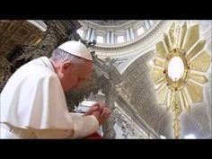El demonio no soporta La Adoración Eucarística - P. José Antonio Fortea - YouTube