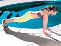 The Biggest Loser Trainer Jillian Michaels' 20-Minute Workout Routine