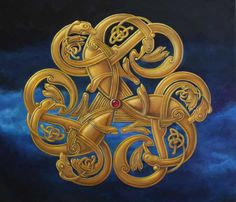 celtic artwork | Celtic Art