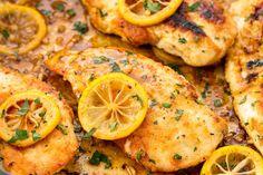 Lemon Pepper ChickenDelish