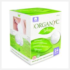 Enjoy Organyc Nursing Pads - 100 Percent Organic Cotton - 24 Count every day at these amazing prices! What could be more soft and gentle than organic cotton? Naturally absorbent, which is easy to Nursing Pads, Organic Baby, Organic Cotton, Breastfeeding Accessories, Pregnancy Care, Baby Supplies, Soft And Gentle, Organic Recipes, Baby Care
