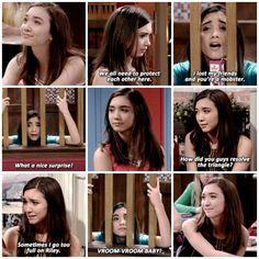 "#GirlMeetsWorld 3x02 ""Girl Meets High School: Part Two"" - Riley"