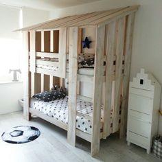 boomhut stapelbed, ook zo'n bed kan muramura.nl voor je maken!