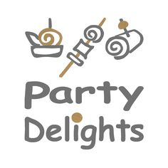 Logo Desig By Shabnam Majd   Party Delights offers a variety of the finest and most delicious finger food, snacks, canapés and pastries for your parties and social events. All of our mini-bites are made fresh, from the best ingredients. You can choose from a variety of appetizing cuisines, from Asian bites to Middle Eastern Mezze plates or French Hors D'oeuvres all served with our signature dressings, sauces and dips.