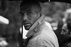 Zidane, por Peter Lindbergh