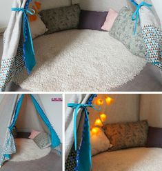 coussin Toddler Bed, Furniture, Home Decor, Bedroom, Home, Child Bed, Decoration Home, Room Decor, Home Furnishings