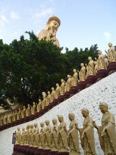 Fo Guang Shan ( 佛光山 ) Monastery | Kaohsiung (  高雄 ), Taiwan ( 中華民國 )