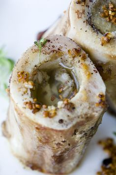 Roasted Bone Marrow Salad @Jen Laceda   Tartine and Apron Strings