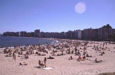 Montevideo-Uruguay :D the town i was born :D