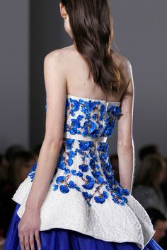 Giambattista Valli | Spring 2014 Couture Collection | Style.com