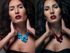 Beauty retouch by =BigBad-Red