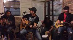 "Ryan Broshear Performs ""Boots"" Acoustic"