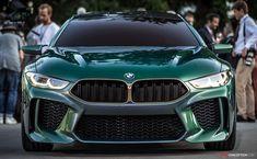 BMW 'Concept M8 Gran Coupe' at the 2018 Concorso d'Eleganza Villa d'Este