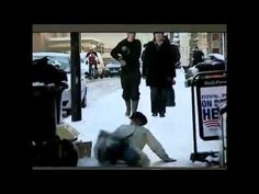 Top 10 Clips of People Falling on Ice | America's Funniest Viral Videos