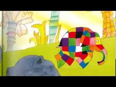 Elmer, digitaal prentenboek voor kleuters