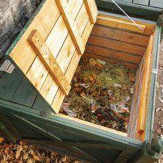 Tout savoir sur le compostage - Je Jardine Firewood, New York, Garden, Composting, Organic Matter, Woodburning, New York City, Nyc