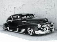 "50's Buick, a ""Bomba"""