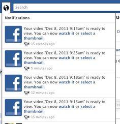 (December 2011) Duplicate notifications. http://www.bidus.eu
