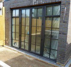 Aluminium Crittall Replacement Doors | London Surrey Kent & Steel Replacement Aluminium Doors York | Marlin Windows | Marlin ...