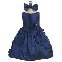 Baby Dress with Heavenly Skirt