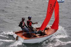 Classes & Equipment from World Sailing, the world governing body for the sport of sailing. Mirror Dinghy, Kensington Street, Boat Crafts, West Yorkshire, Wooden Boats, World Championship, Great Britain, Belgium