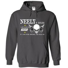 NEELY RULE\S Team .Cheap Hoodie 39$ sales off 50% only  - #tshirt fashion #sueter sweater. OBTAIN LOWEST PRICE => https://www.sunfrog.com/Valentines/NEELY-RULES-Team-Cheap-Hoodie-39-sales-off-50-only-19-within-7-days.html?68278