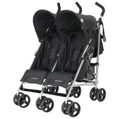 [7% #discount] Childcare Carbon Twin Rover XT #Pram