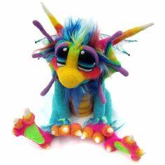 игрушкиMade to Order OOAK Medium Needle Felted Dragon Soft Sculpture Art Doll Plush Wool Fiber Fantasy Creature