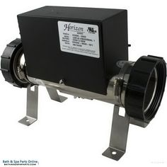 """Therm Products 5.5kW Universal Low Flow Heater [3""""x11""""] [240V] [No Tailpieces/PS] (E2550-5002)"""