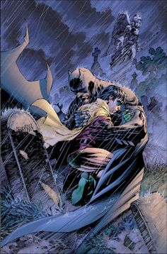 ALL STAR BATMAN AND ROBIN THE BOY WONDER #9 pg 22 by Jim Lee