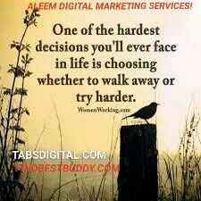 Our greatest weakness lies in giving up. The most certain way to succeed is always to try just one more time.  Happy #Monday!   ALEEM DIGITAL MARKETING SERVICES!  http://tabsdigital.com  http://findbestbuddy.com