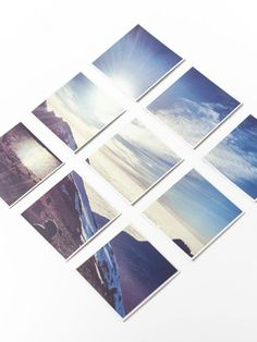 @Sticky9 make jigsaw puzzles from your favourite Instagram snaps!