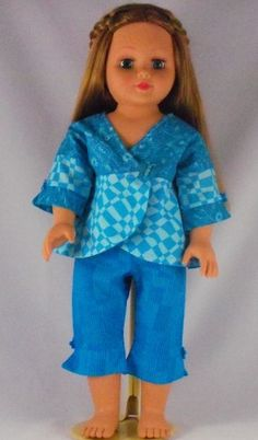 Spring 2-pc Set for 18-inch Dolls